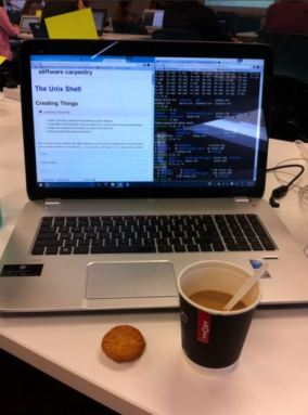 Unix and Coffee