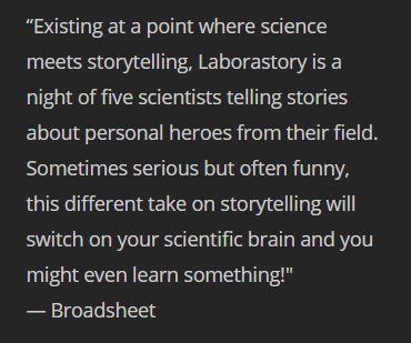 Laborastory quote